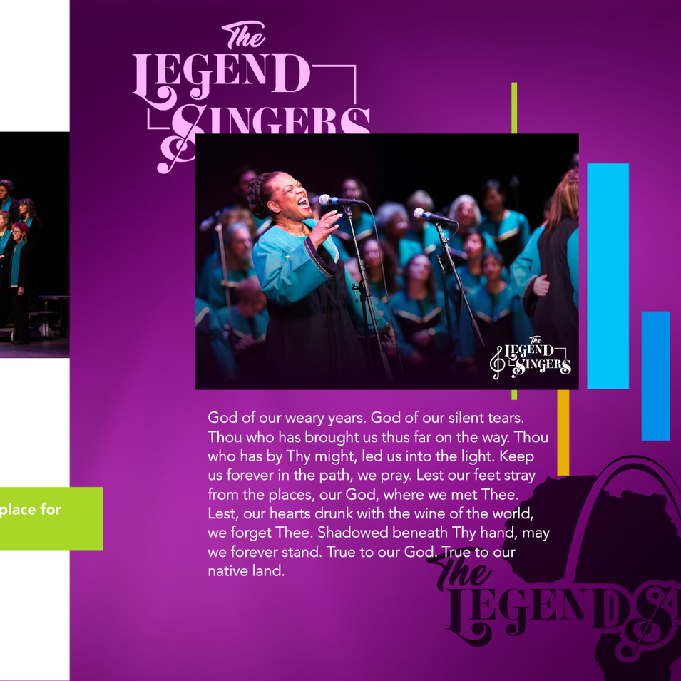 The Legend Singers Style Sheet 1