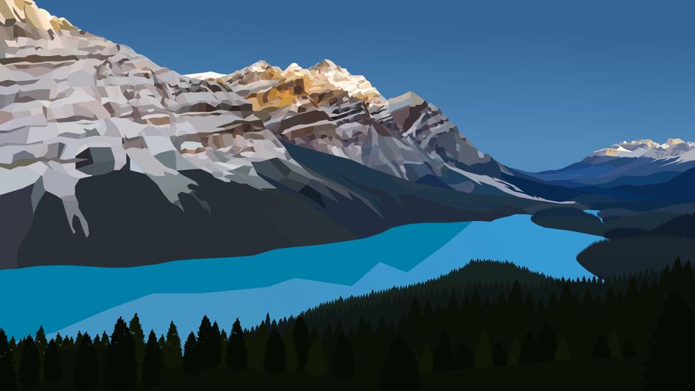 Alpine Burst