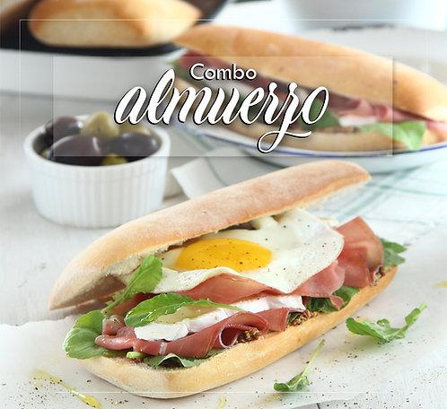 COMBO ALMUERZO