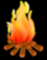 PNGPIX-COM-Campfire-Vector-PNG-Transpare