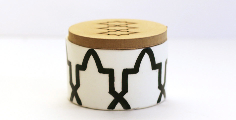 Keramikdose