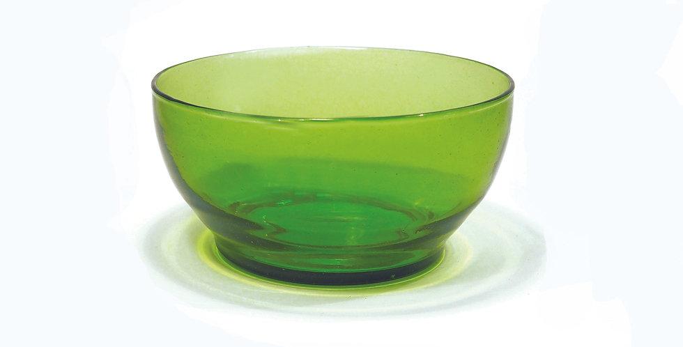 "Glasschale ""KESSY BELDI"" - grün 15 cm"