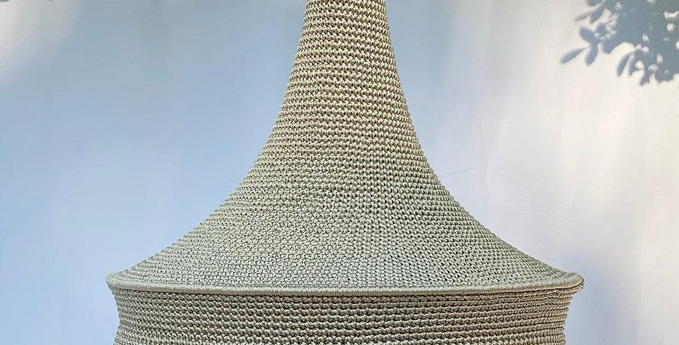 Joosh Crochet Hängelampe - Moroccan Clay - Large