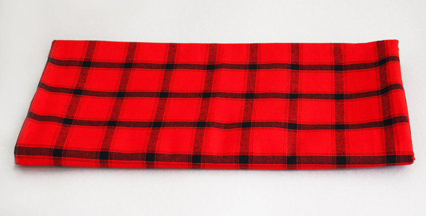Massai Shouka-Umhang 133x147cm