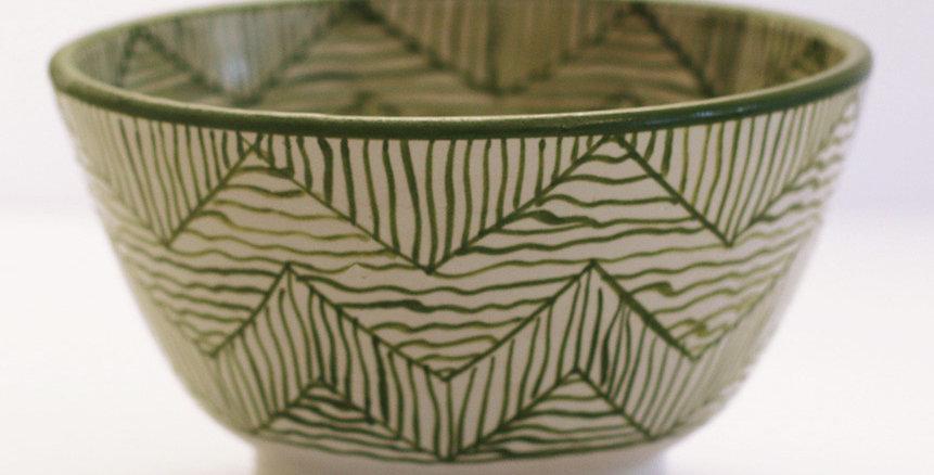 Keramikschale - L