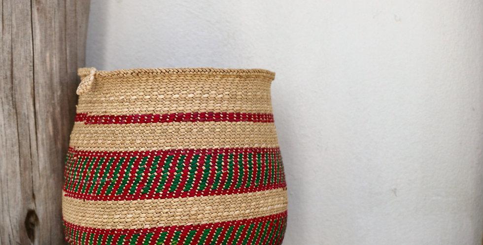 Iringa Flechtkorb aus Tansania