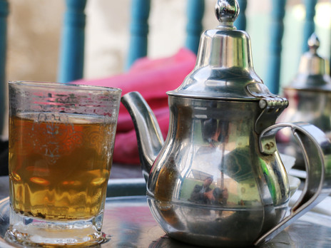 "Marokkanischer ""Thé à la Menthe"""