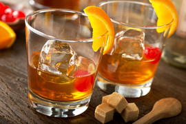 AGAVE OLD FASHIONED
