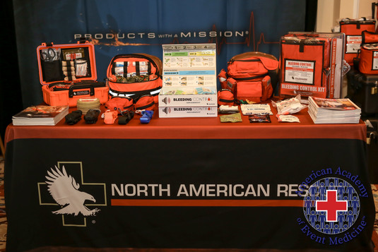 North American Rescue @ MGMS