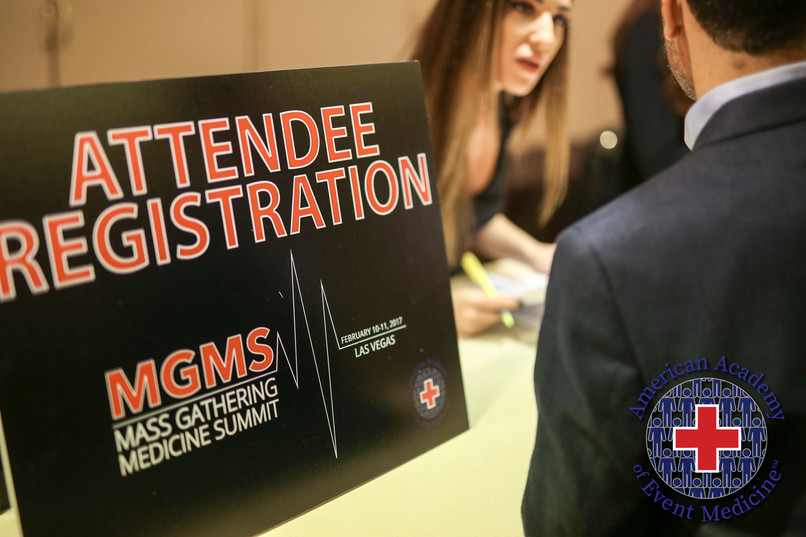 Attendee Registration @ MGMS