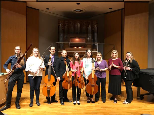 DSU Early Music Ensemble