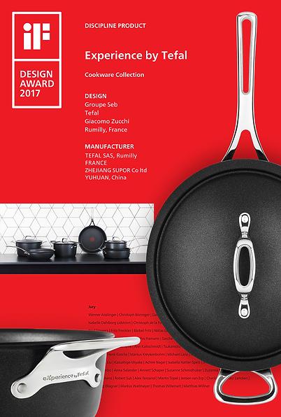 Giacomo Zucchi IF Design Award