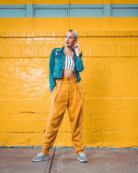 They call me mellow yellow. _jessicaraea