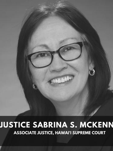 Justice Sabrina S. Mckenna