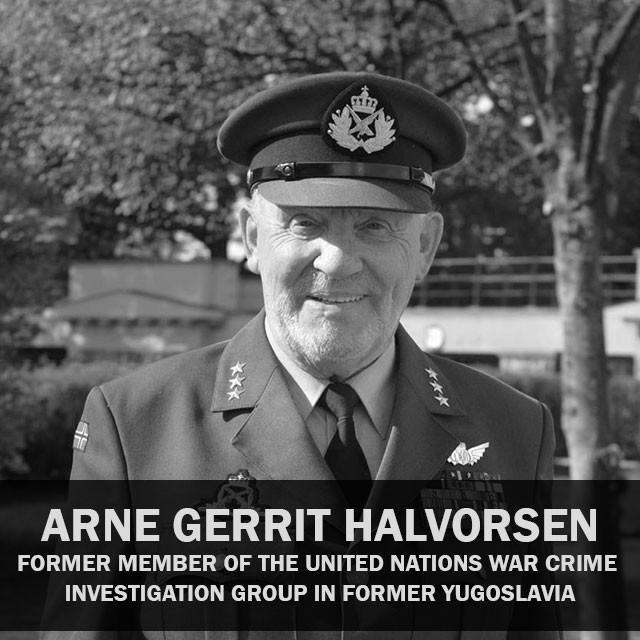 Arne Gerrit Halvorsen