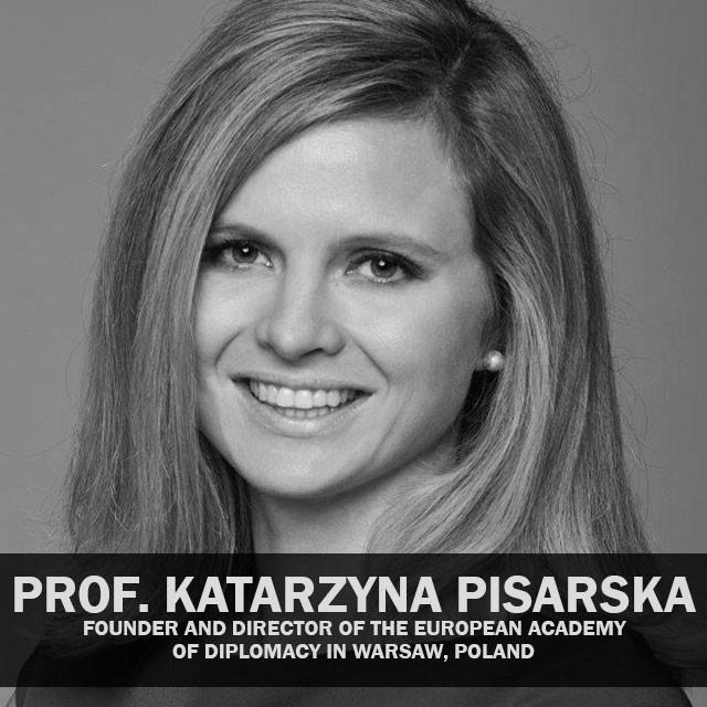 Prof. Katarzyna Pisarska