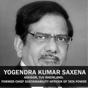 Yogendra Kumar Saxena