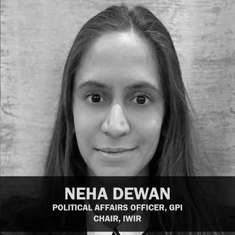 Neha Dewan