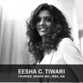 Eesha C. Tiwari