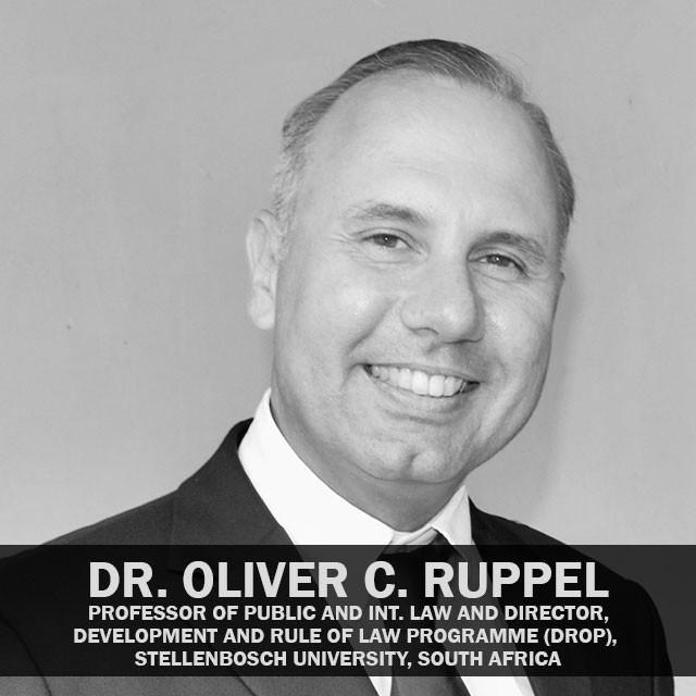 Dr. Oliver C. Ruppel