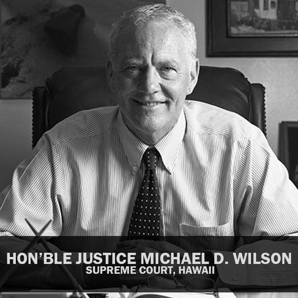 Justice Michael Wilson