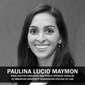 Paulina Lucio Maymon