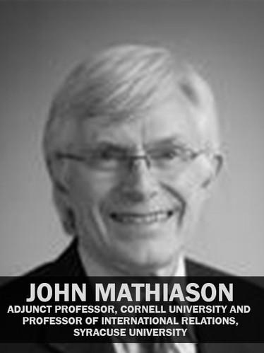 John Mathiason