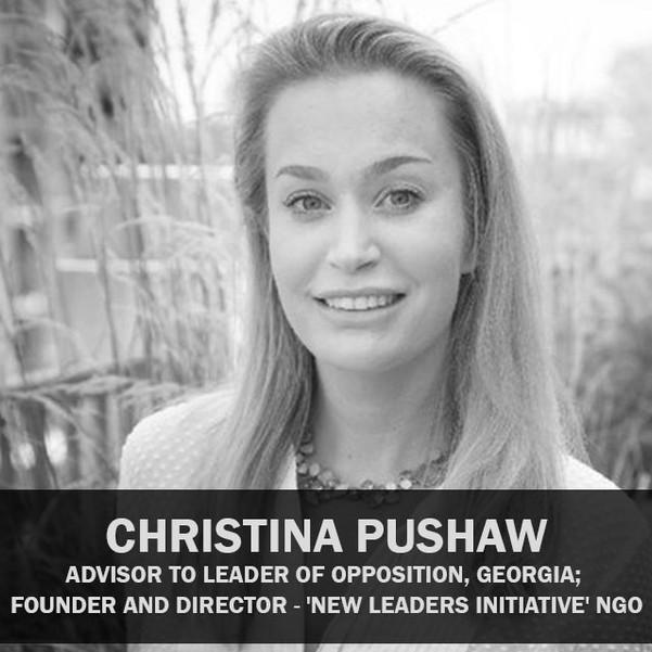 Christina Pushaw