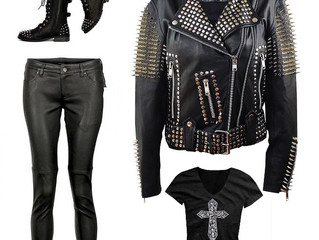 Ask a stylist: 5 ideas to wear your studded jacket