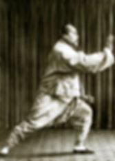 Yang Chengfu - Taichi Roma