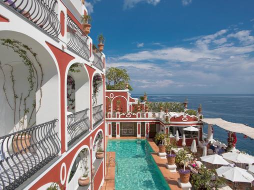 Dreamy Destination: Le Sirenuse, Positano
