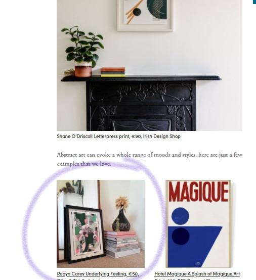 Image Magazine- Irish Interiors