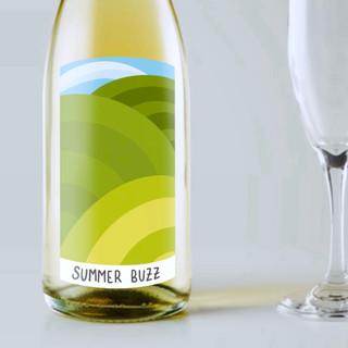 Summer Buzz Label