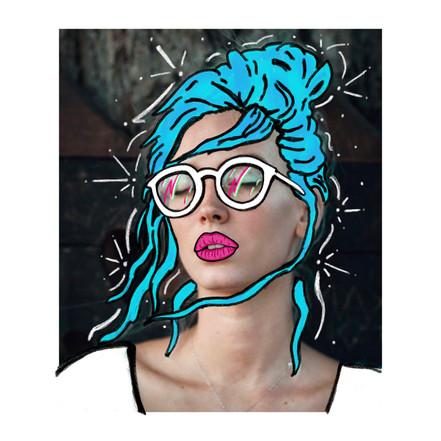Augmented Portrait