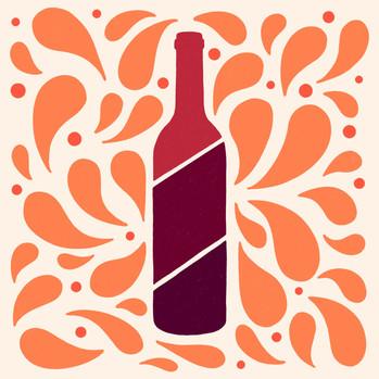 Sunset Wine