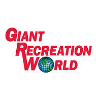 Giant RV World Social Media Logo WHITE B