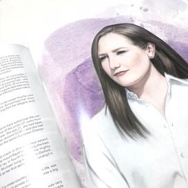Noelle Floyd Magazine