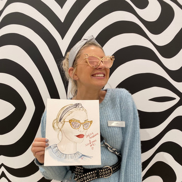 LUXOTTICA PORTRAITS FOR THE OPENING OF NORDSTROM