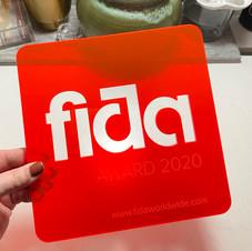 FIDA 2020 Winner
