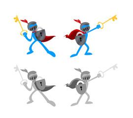 Lock Tech Knight