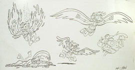 Icarus Character Design
