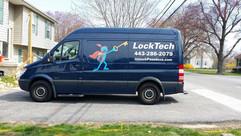 Lock Tech Van