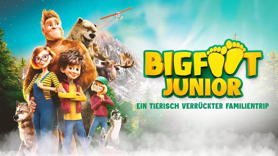 Bigfoot Junior - Ein tierisch verrückter Familientrip (3D)