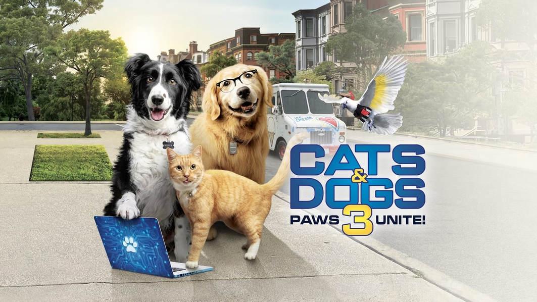 Cats & Dogs 3: Pfoten vereint
