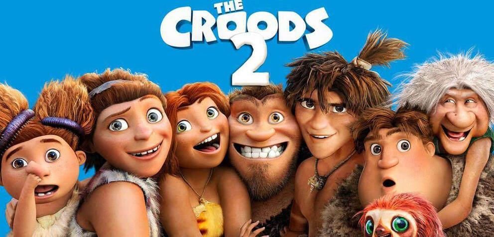 Die Croods 2 - Alles auf Anfang