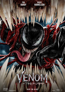 Venom 2 - Let there be Carnage (3D)