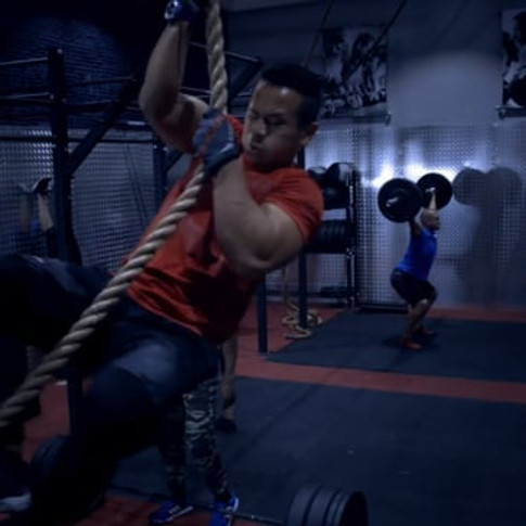 XFit Mirdif Promo Video - Fitness First