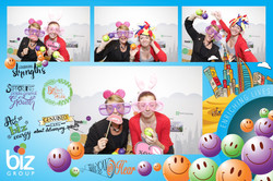 Biz Group Photo Booth 3