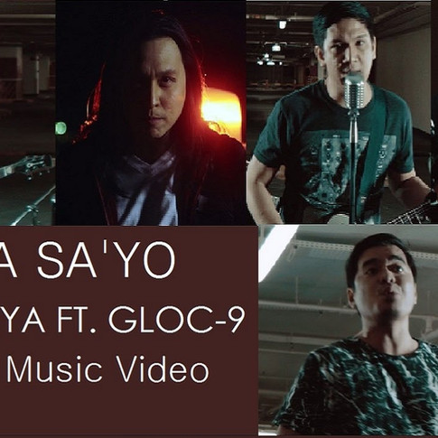 Nasa Sa'yo Music Video - Rivermaya ft. Gloc-9