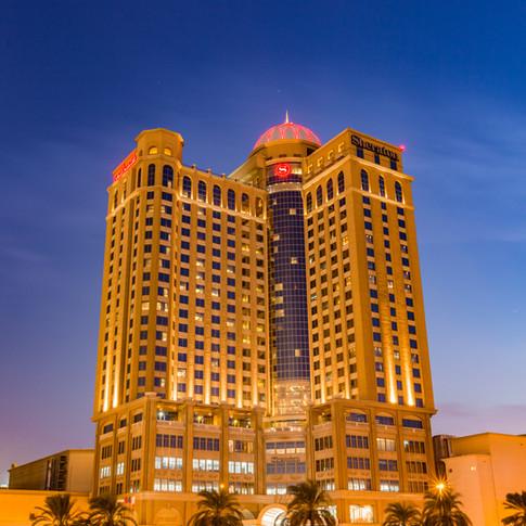 Sheraton Hotel - Exterior Photo